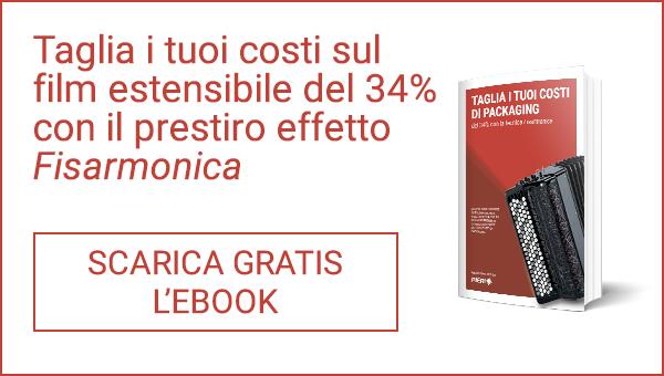 Riduci i costi di Packaging del 34% con la Tecnica Fisarmonica