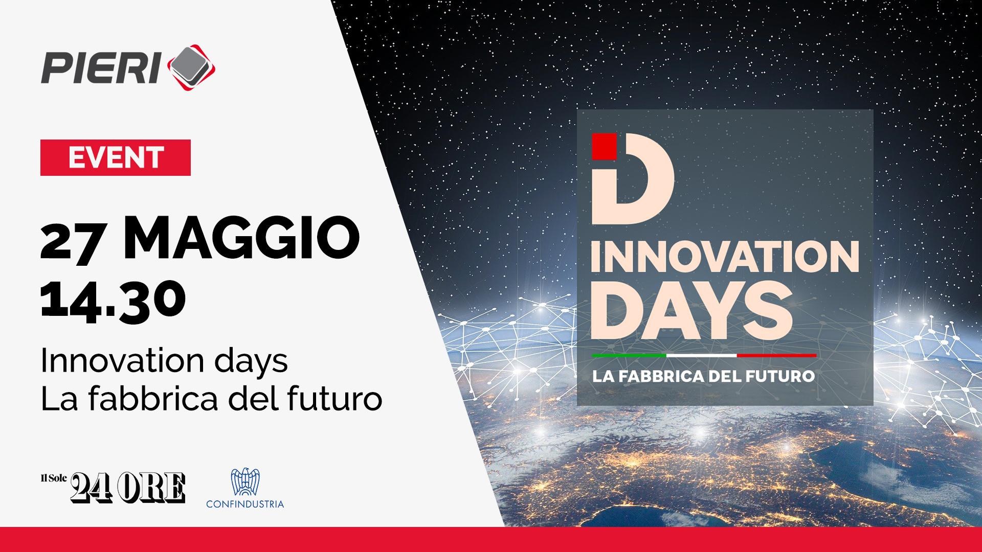 Innovation days Pieri